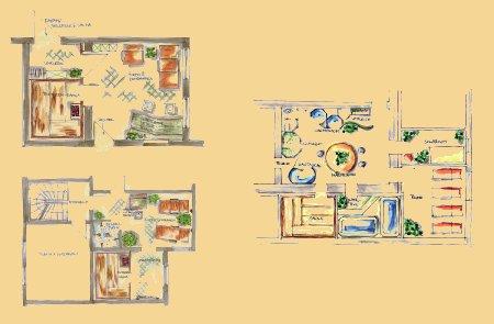 Wellness und sauna nordholz design for Raumgestaltung aue